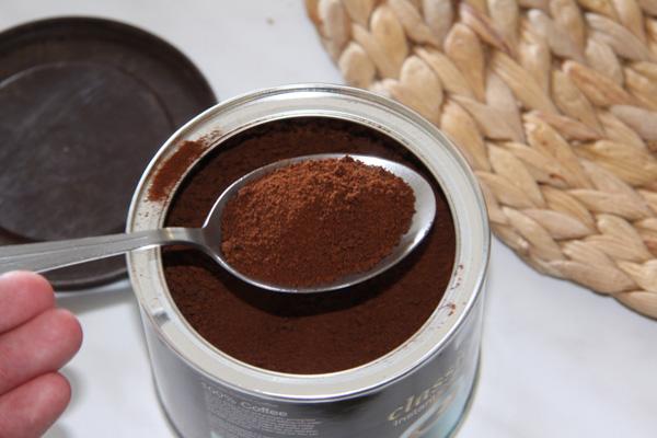 cafe-instantanne pour café frappé
