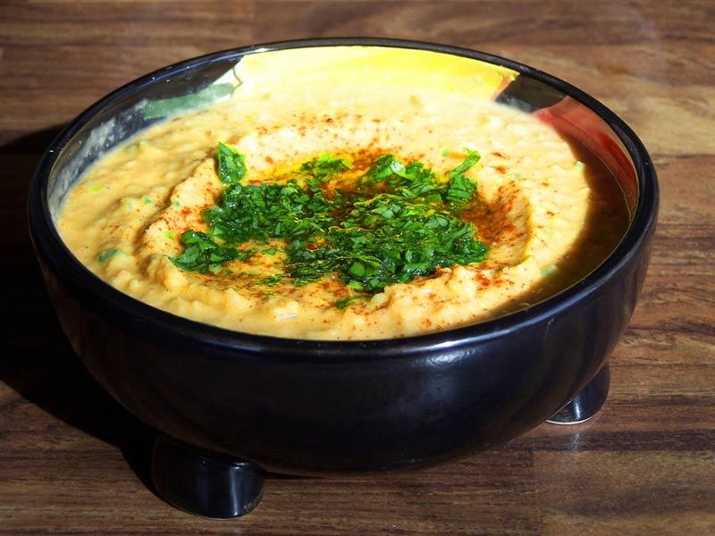 Recette houmous cuisine grecque for Cuisine grecque
